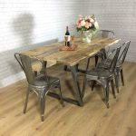 Rustic Reclaimed Wood Dining Tables