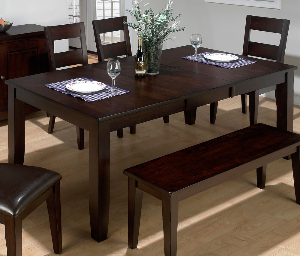 Image of: Rustic Rectangle Dining Table