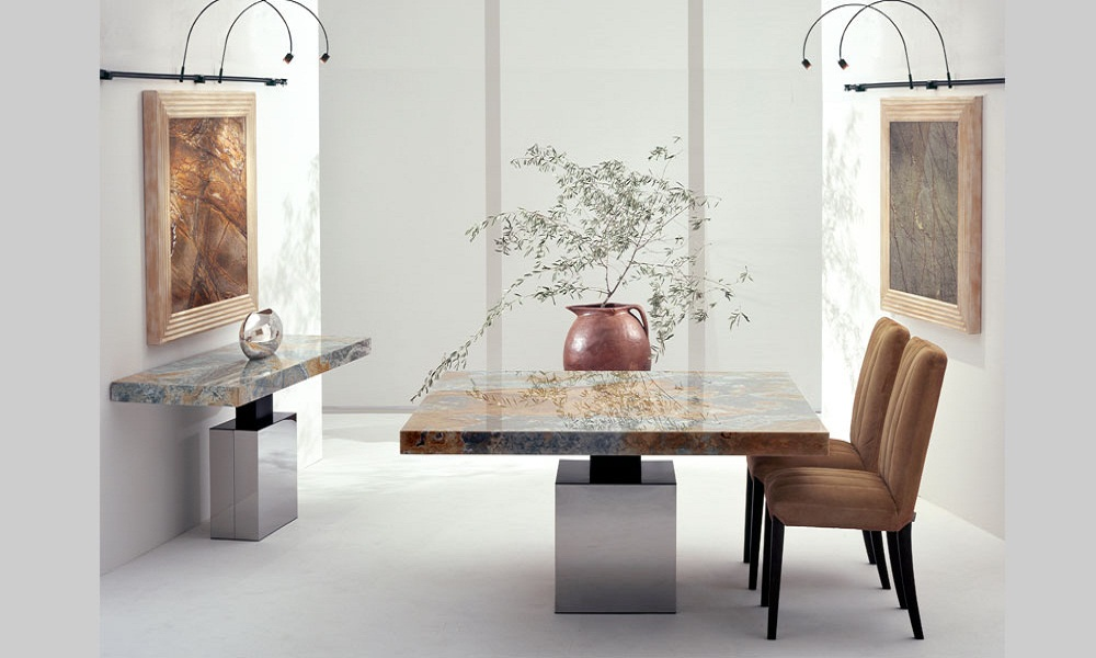 Image of: Simple Modern Dining Tables