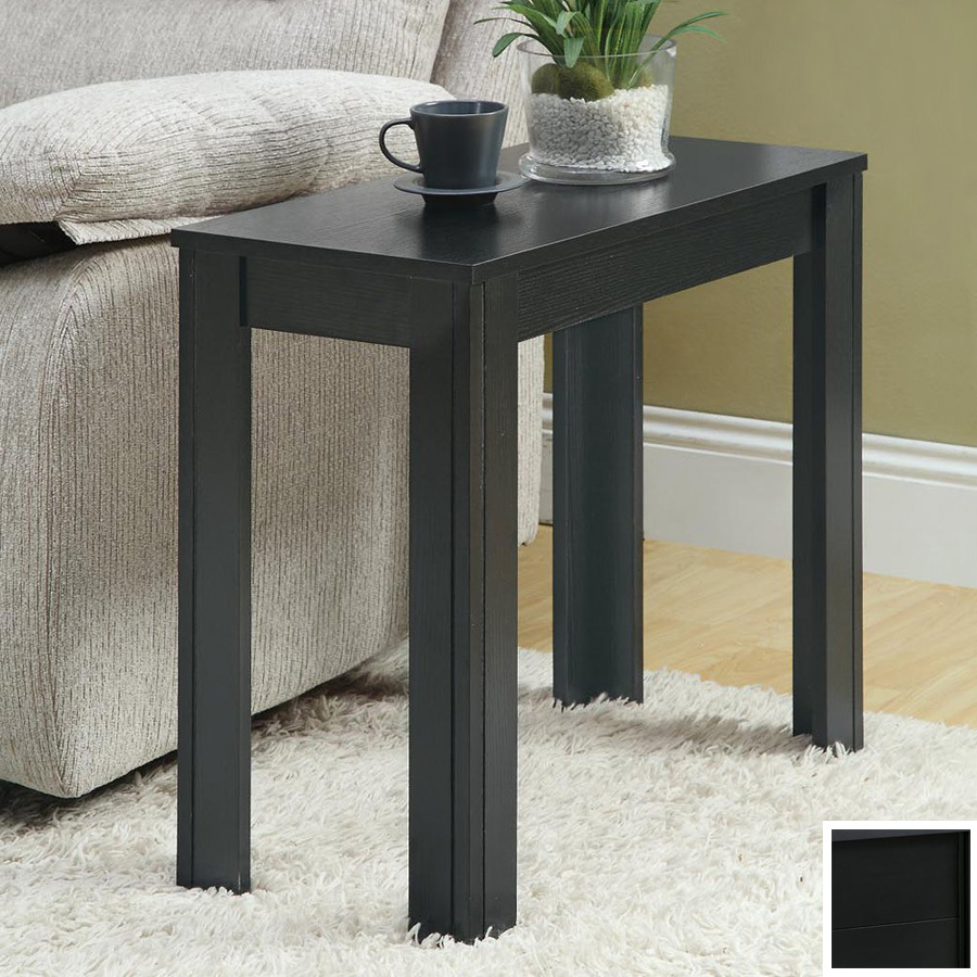 Image of: Simple Rectangular End Table
