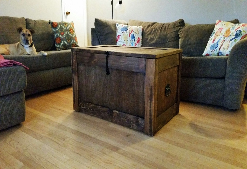 Picture of: Small Coffee Table Trunks