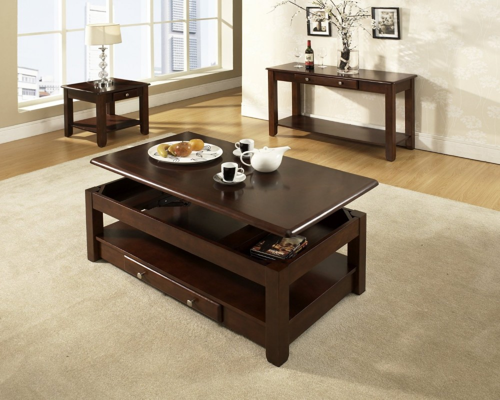 Picture of: Small Lift Top Coffee Tables