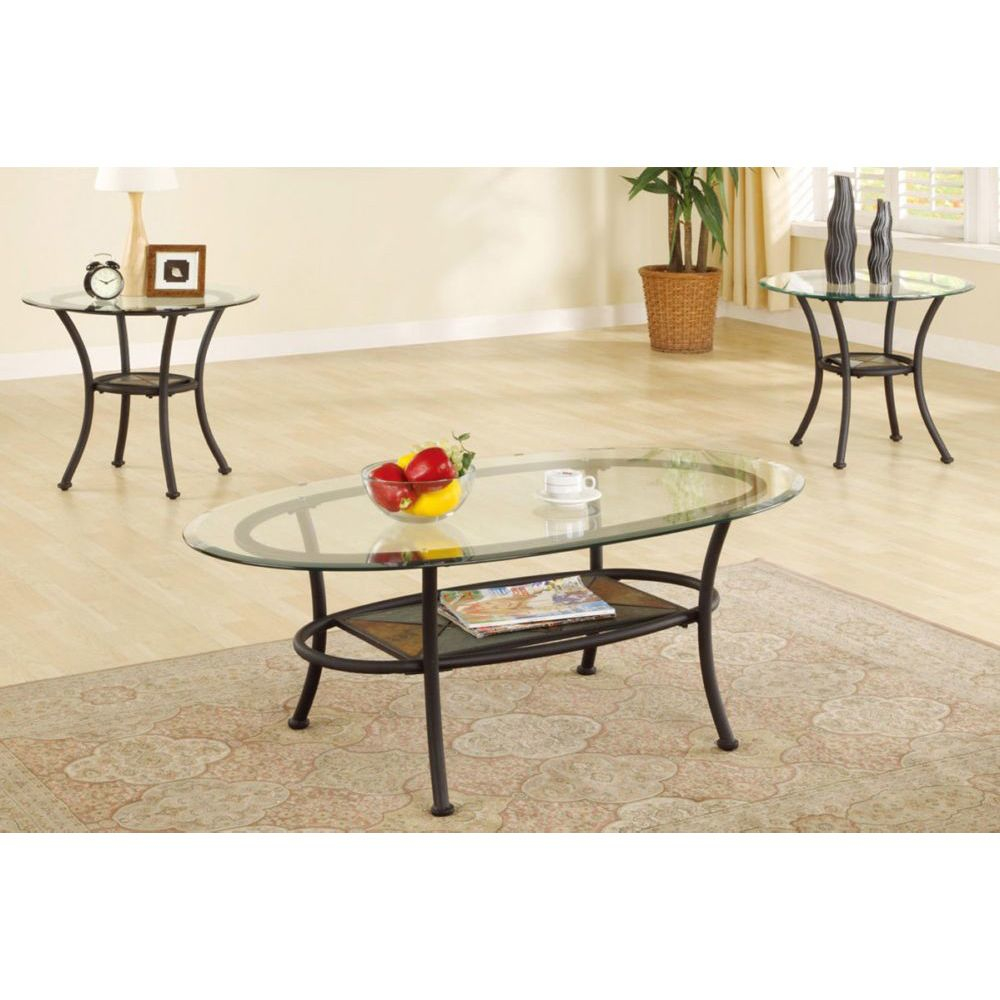 Picture of: Small Pedestal Table Base for Glass Top
