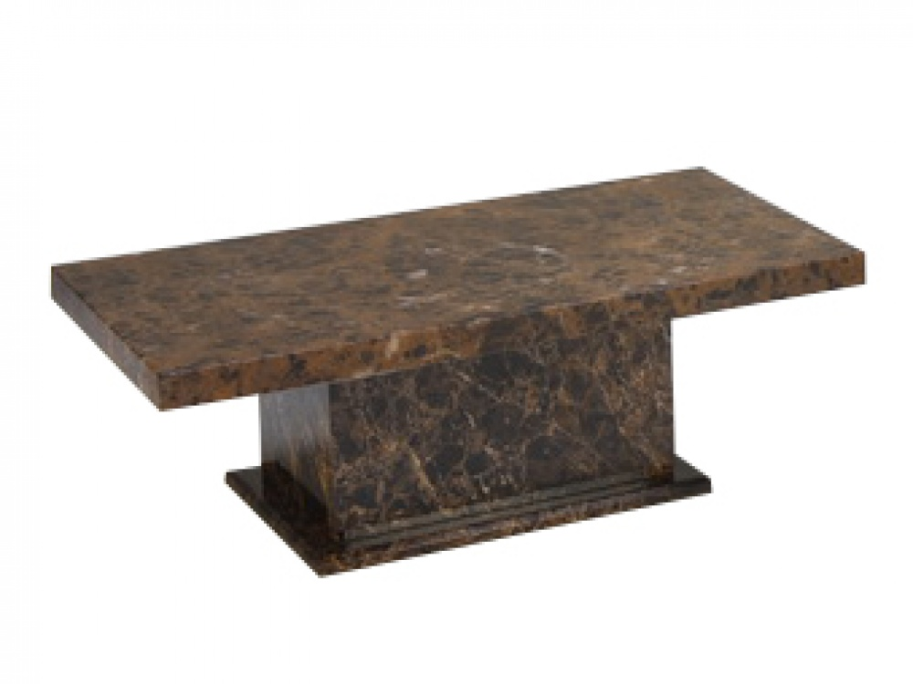 Image of: Sofina Marble Coffee Table