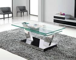 Picture of: Square Glass Coffee Table Legs