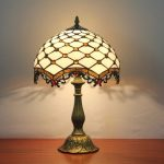 Stained Glass Table Lamp Ideas