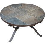 Stone Coffee Table Round
