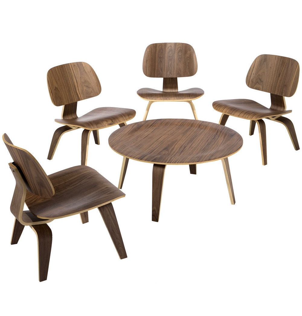 Image of: Style Eames Coffee Table