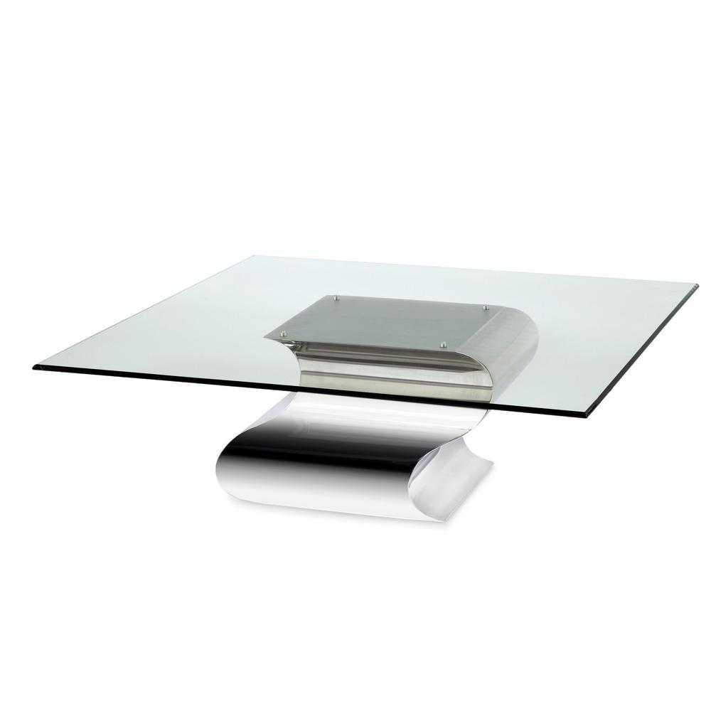 Picture of: Style Pedestal Table Base for Glass Top