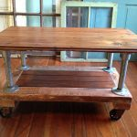 Stylish Reclaimed Wood Table