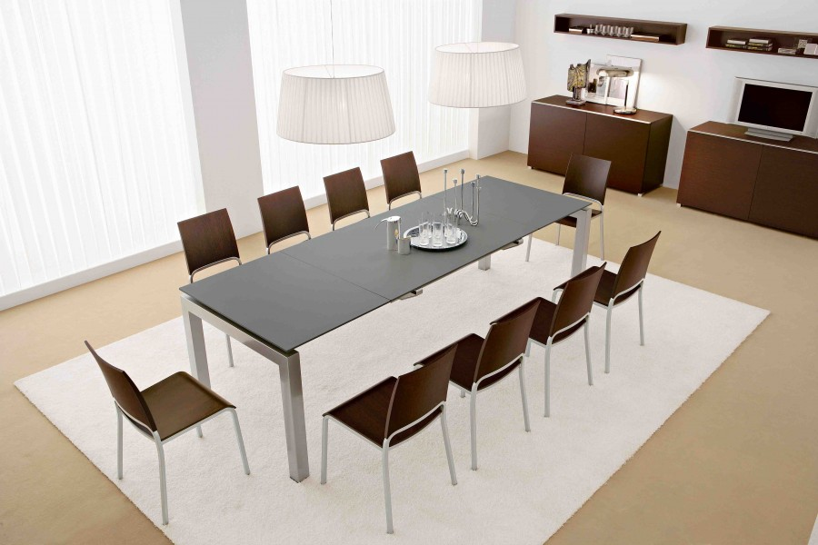 Image of: Summer Calligaris Dining Table