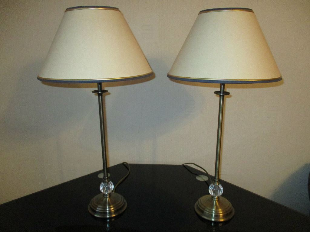 Image of: tall table lamp for bedroom