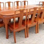 Teak Wood Table Sets