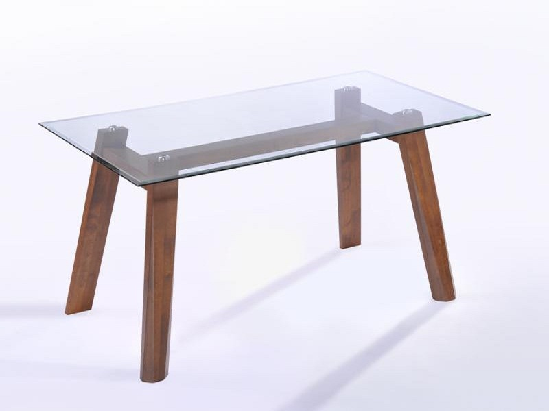 Picture of: Tempered Glass Table Top Style