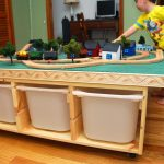 Thomas Train Table With Storage