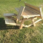 Top Parts For Foldable Picnic Table