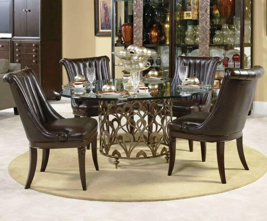 Image of: Traditional Centerpiece for Dining Room Table