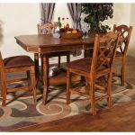 Type Round Dining Table With Leaf