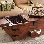 Unique Coffee Table Trunks