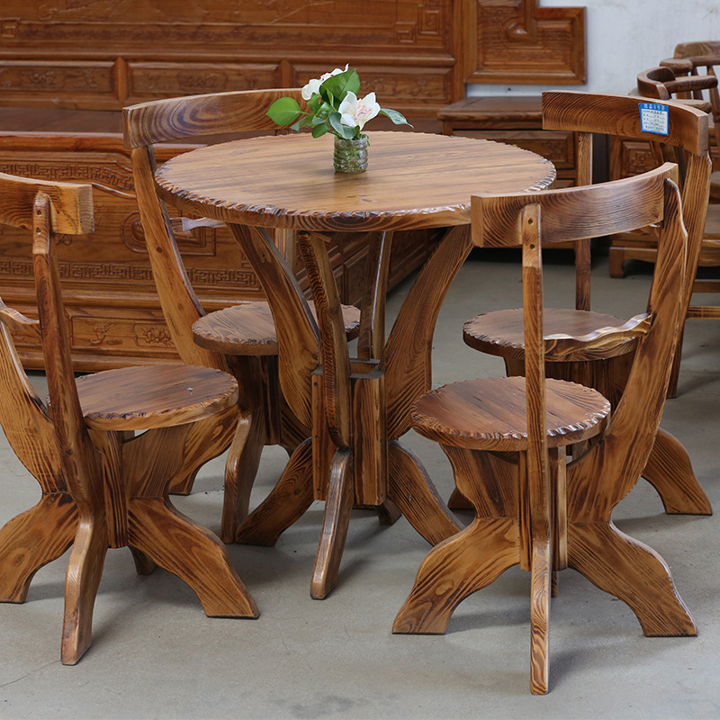 Picture of: unique solid wood tables