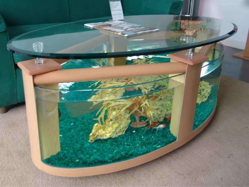 Picture of: Unusual Coffee Tables Glass