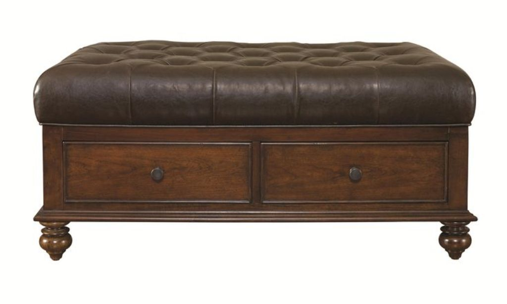 Warrenton Ottoman Cocktail Table