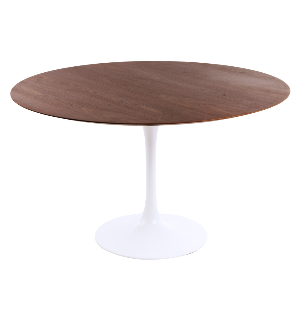 Picture of: White Tulip Table Base