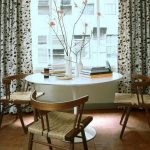 White Tulip Table Chairs