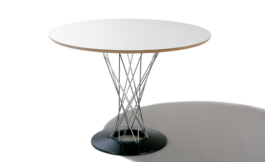 Picture of: White Tulip Table Modern