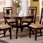 White Marble Top Round Dining Tables