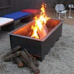 Wood Burning Fire Pit Table Designs