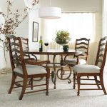 Wood And Metal Dining Table Sets