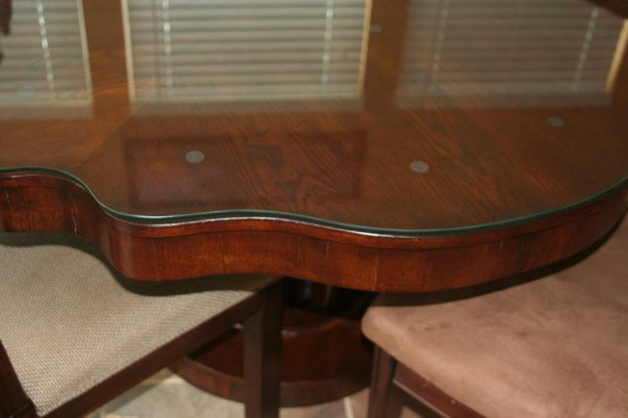 Image of: Wood table tops Houston