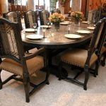 Awesome Oval Dining Table Images