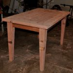 Classy How To Refinish Wood Table