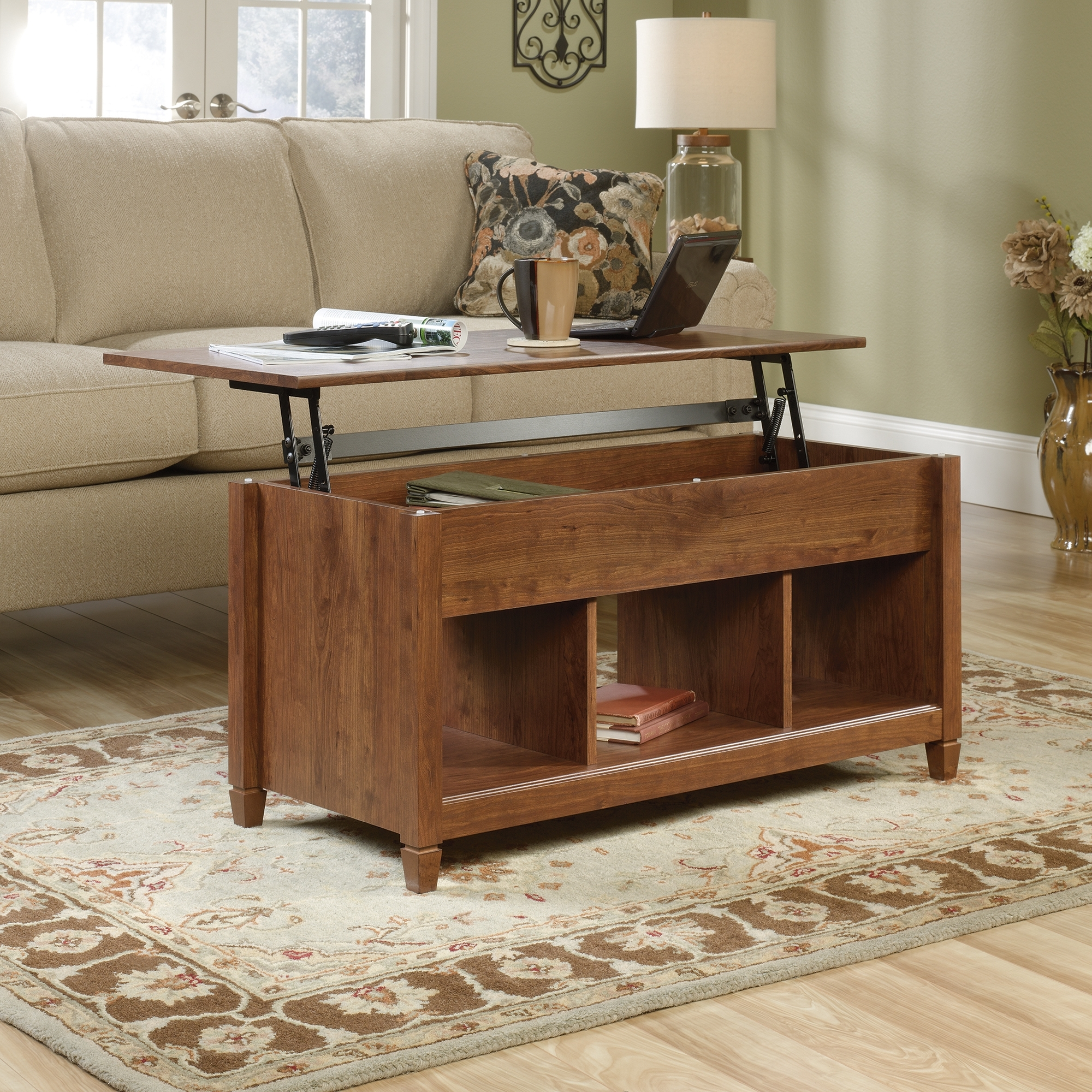 Cool Lift Top End Table