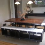 dining table with bench dublin