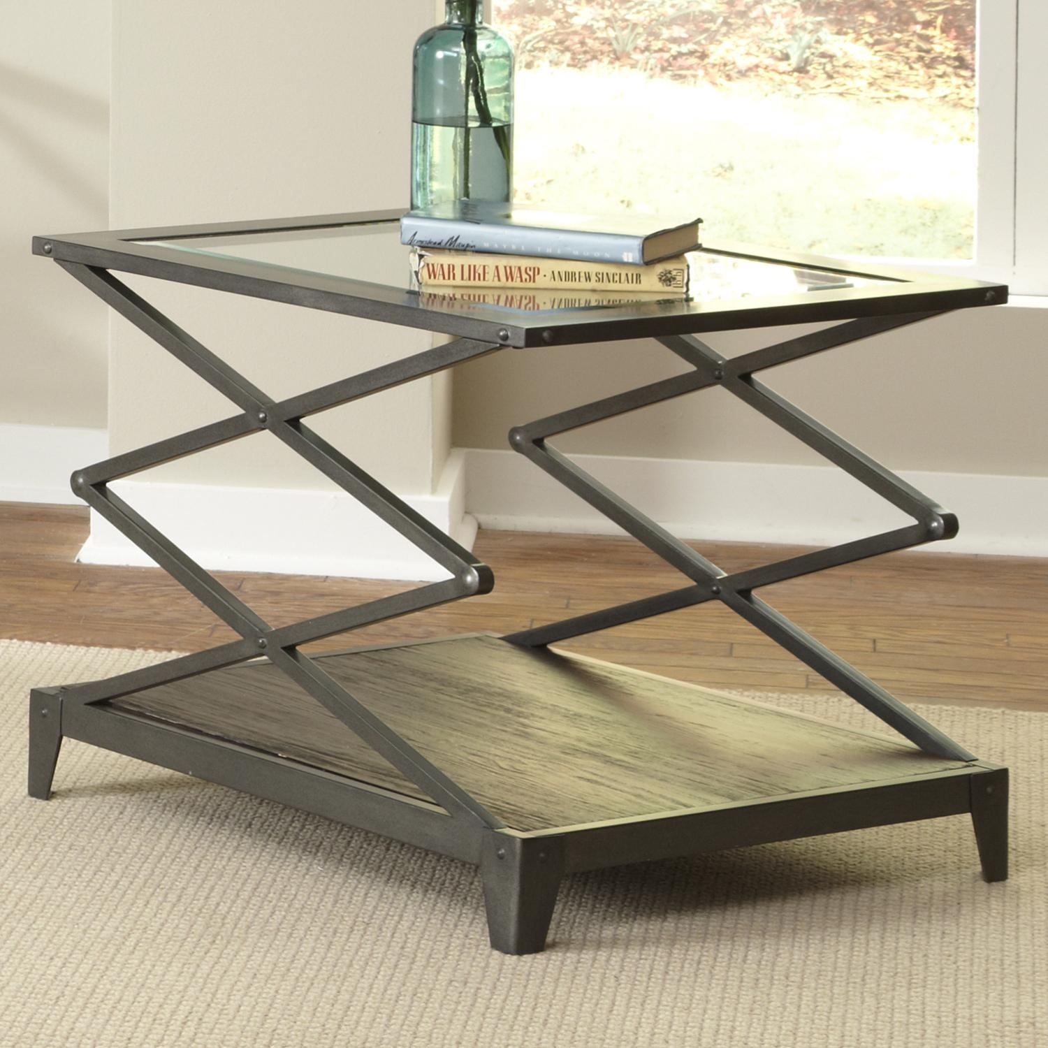 Picture of: Excellent Lift Top End Tables