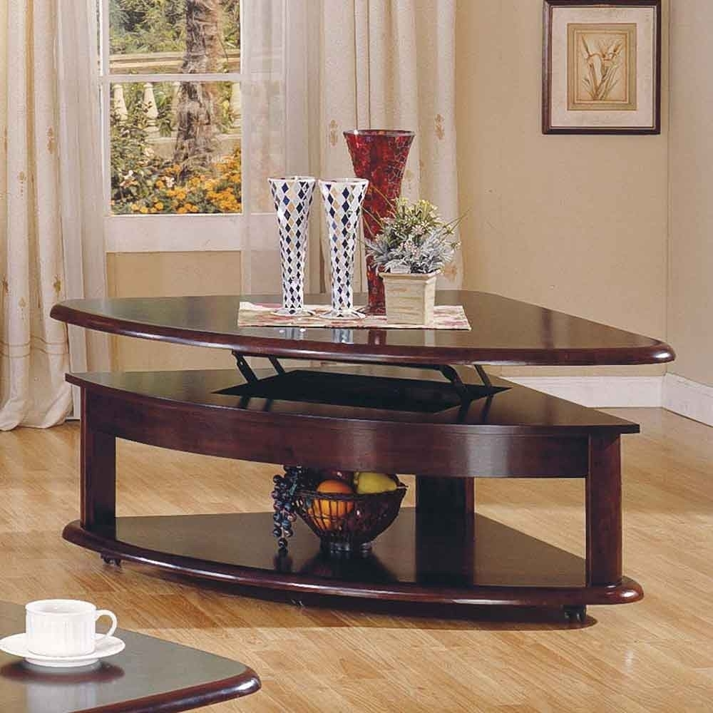Picture of: Fantastic Lift Top End Tables