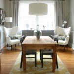 Furniture Birch Dining Table