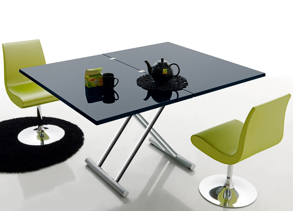 Image of: large folding dining table