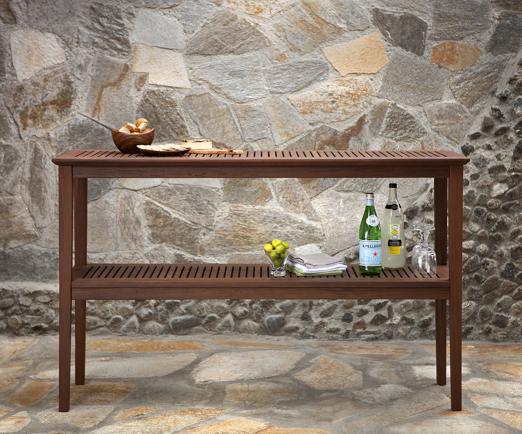 Picture of: outdoor console table