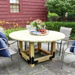 Outdoor Dining Table Diy Done Right