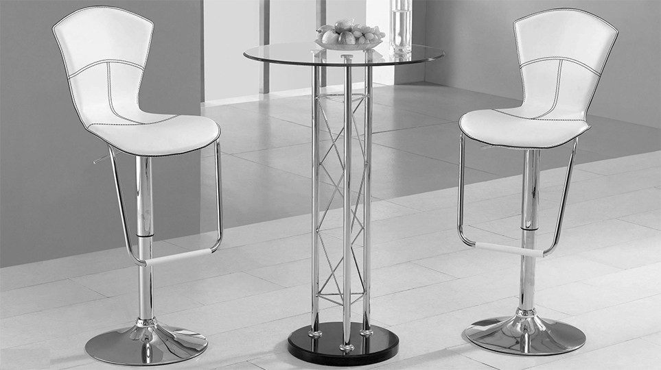 Image of: 2017 Bar Stool And Table Set