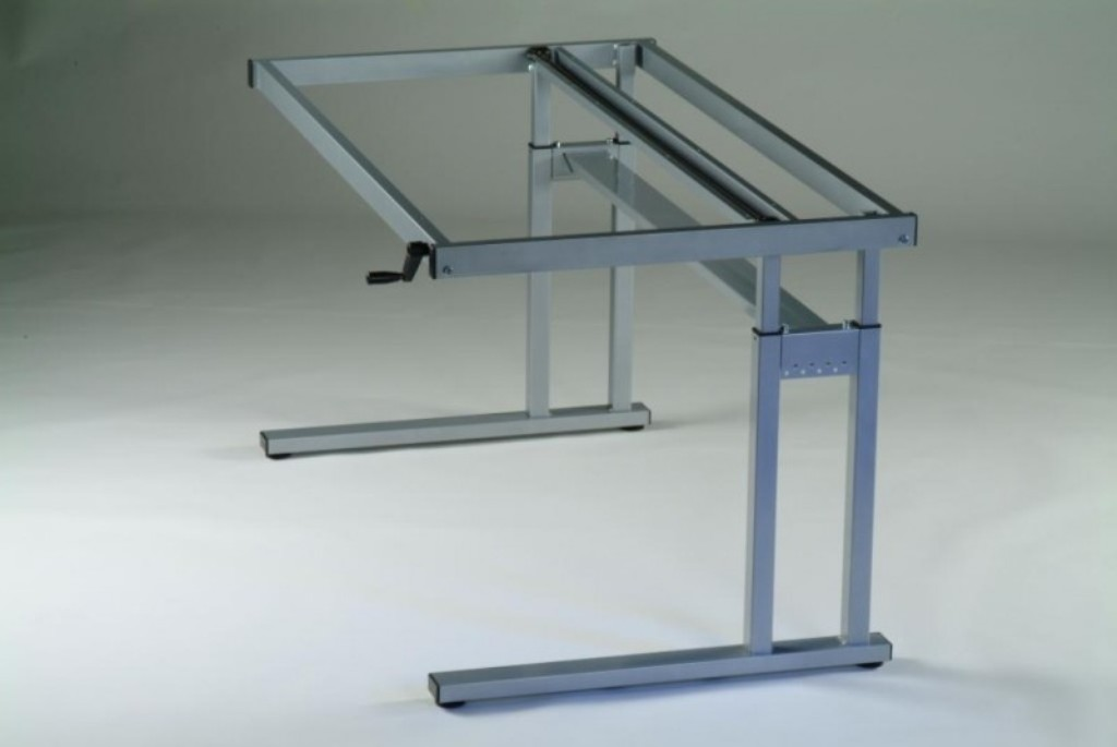 Picture of: Adjustable Standing Desk Frame