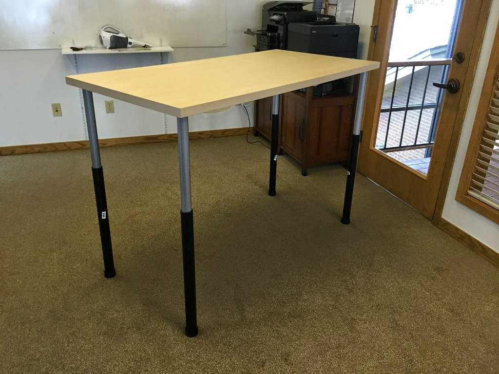 Adjustable Standing Desk Legs