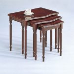 Antique Nesting Coffee Tables