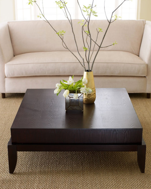 Image of: Best square coffee tables