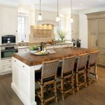 Creative Butcher Block Dining Room Table