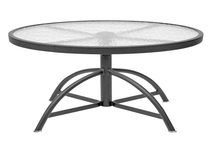 Picture of: Creative Round Patio Table